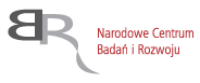 National Center of Research and Development logo