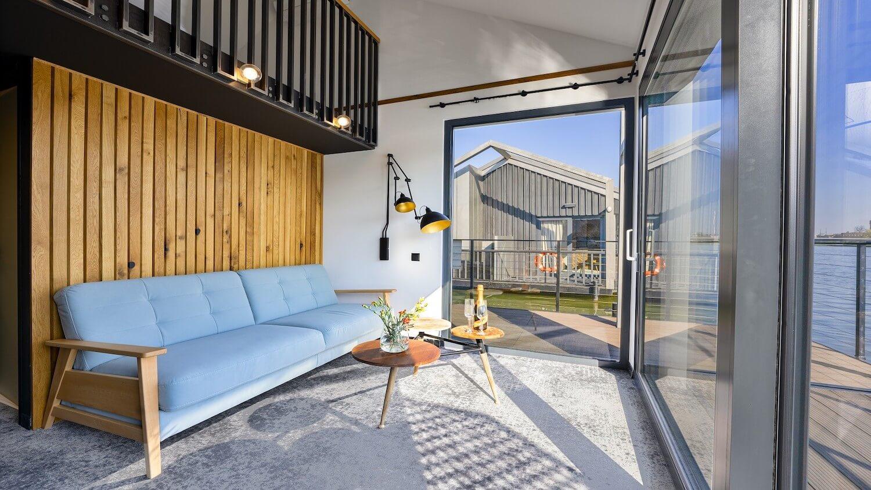 Wnętrza: New Port Hotel Kraków